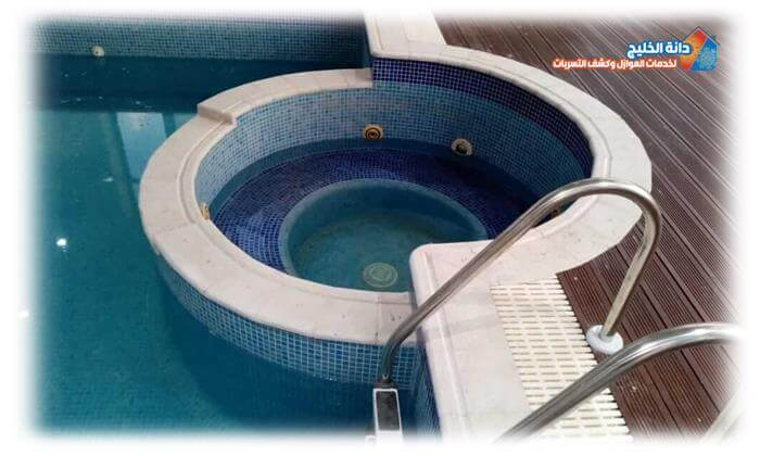 شركة تنظيف حمامات السباحة