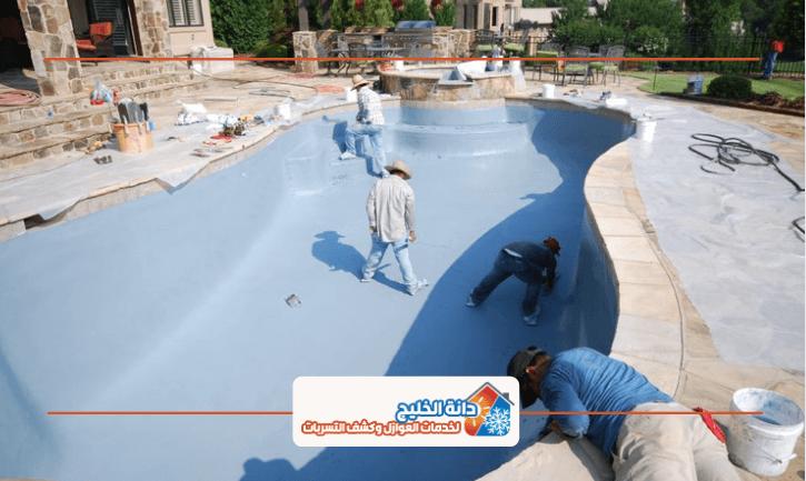ما هي مزايا اختيار خدمة صيانة وكشف تسربات حمام السباحة المناسبة؟